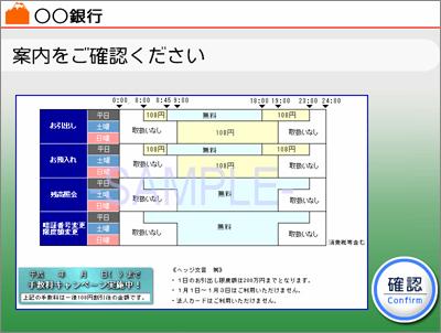 LINE Pay セブンATM 入金手数料